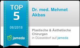 Top 5 Plastische und Ästhetische Chirurgen - Dr. Akbas - Jameda