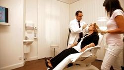 Beratung zur Radiesse Behandlung