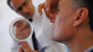 Eingriffe am Gesicht beim Mann Düsseldorf Arteo Klinik