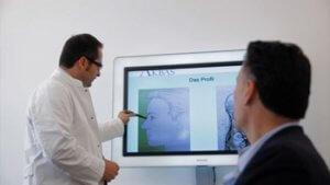 Faltenbehandlung beim Mann Düsseldorf Arteo Klinik