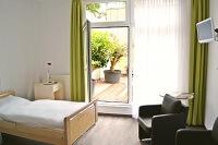 Zimmer ARTEO Klinik für Schönheitschirurgie Düsseldorf